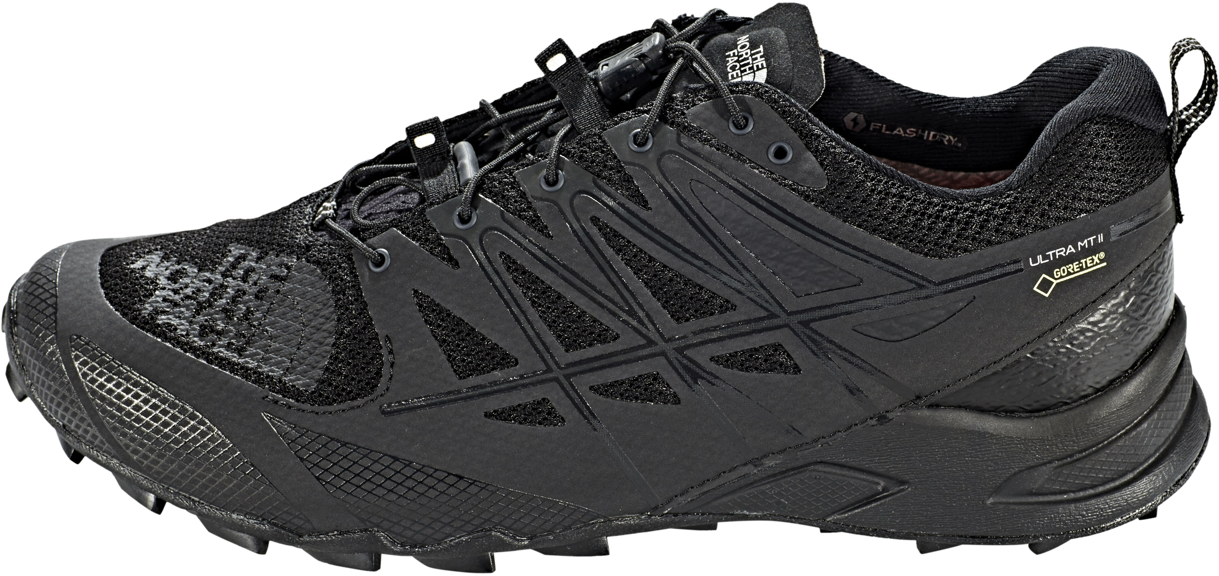 62606c47c2e The North Face Ultra MT II GTX - Zapatillas running Hombre - negro ...